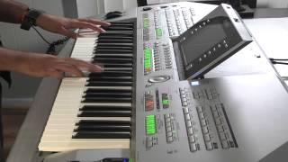 Niloufar - Intro (Yamaha Tyros) Persian Keyboard