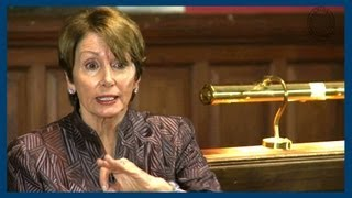 Immigration Reform | Nancy Pelosi | Oxford Union