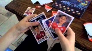 FIGURITAS COPA AMERICA 2015. LAUTI VIDEO 2.