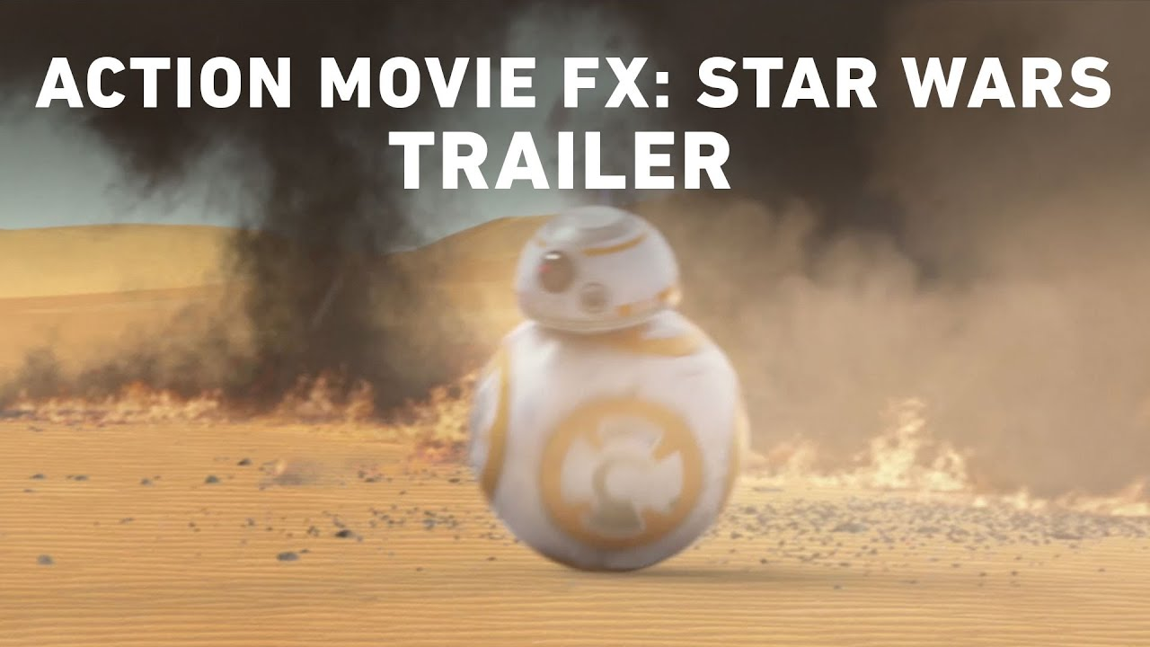 Action Movie FX Star Wars Trailer - Official ⒽⒹ - YouTube