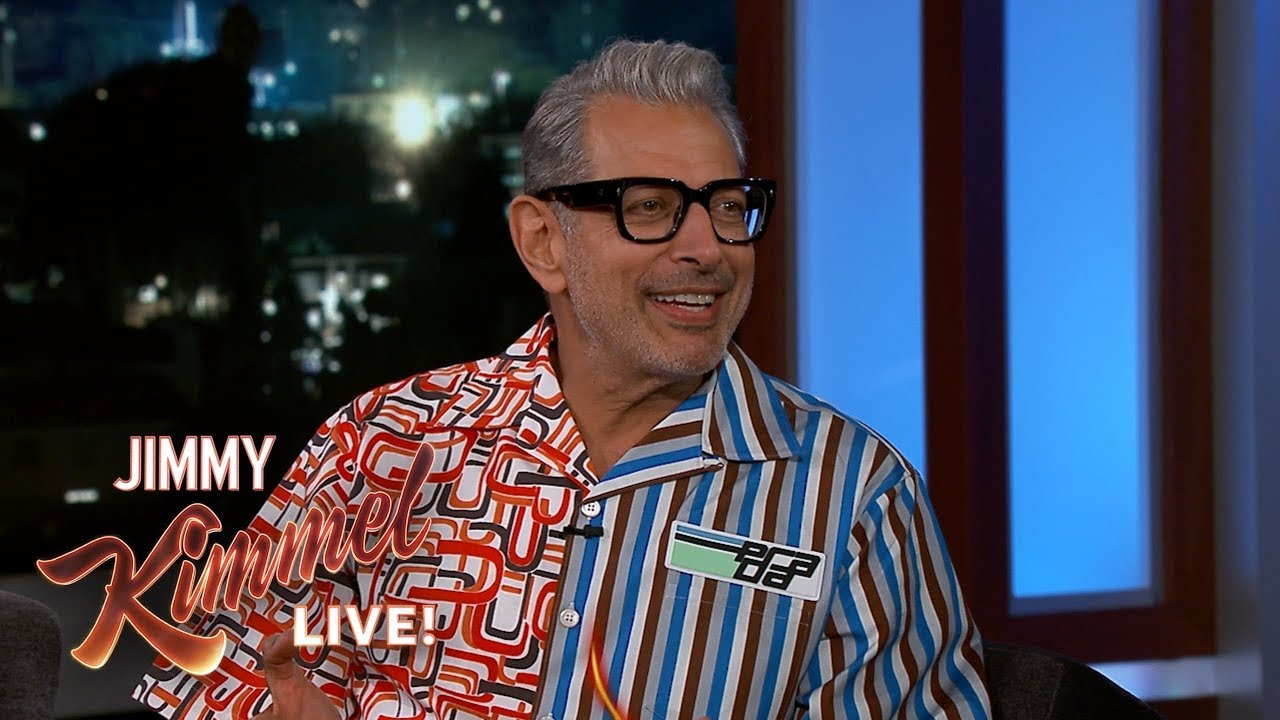 Jeff Goldblum Reveals Oscar Winning Actress Farted at Dinner