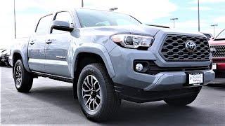 2020 Toyota Tacoma TRD Sport: Tacoma, Ranger, Or Gladiator???
