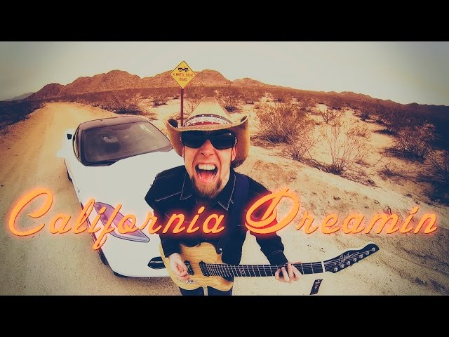 California Dreamin´ (metal cover by Leo Moracchioli)
