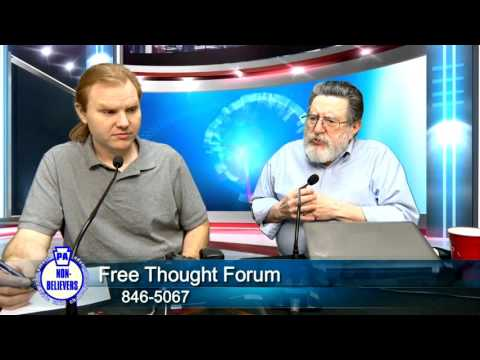 The Free Thought Forum (February 4th, 2017)