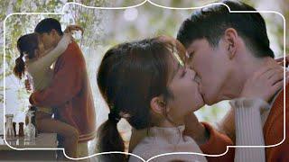 [달달 엔딩] 김유정(Kim You-jung)♥윤균상(Yun Kyun Sang), 연애세포 자극하는 ′테이블 키스′ 일단 뜨겁게 청소하라 13회