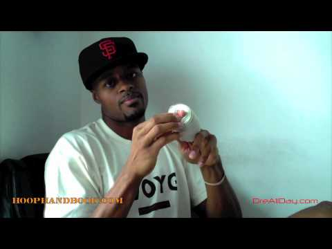 How To Ice Your Knees for Basketball Players Tutorial | Knee Pain Injury Soreness | Dre Baldwin