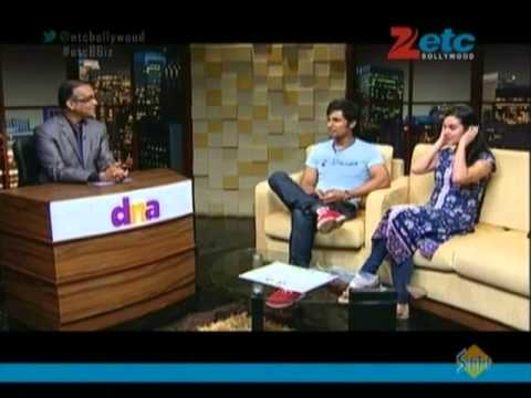 Randeep Hooda With Komal Nahta