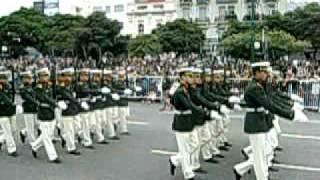 Desfile GENDARMERIA NACIONAL  -  Bicentenario