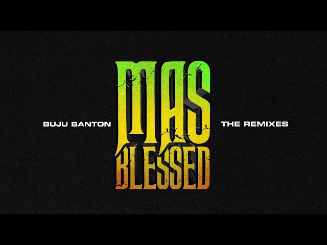 Buju Banton - Mas Blessed Remix feat. Farruko (Visualizer)