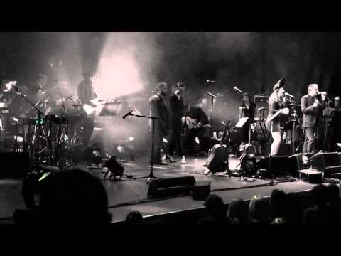 DAVID LYNCH REVISITED (All) - Wicked Game - Live @ Barbican, London - June, 20th 2014