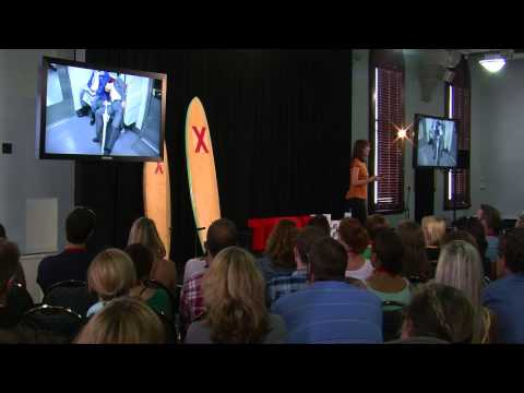 Why we all need to become entrepreneurs: Rebekah Campbell at TEDxManly