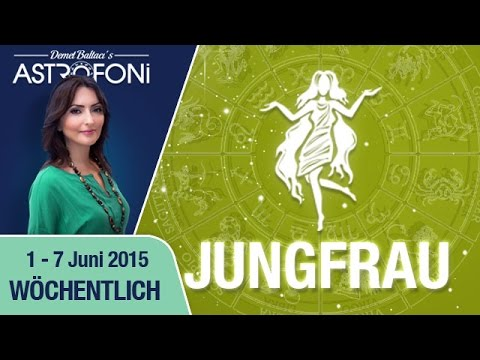 monatliches horoskop zum sternzeichen jungfrau 1 07 juni 2015 youtube. Black Bedroom Furniture Sets. Home Design Ideas