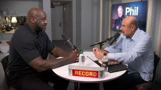 'I Wanted People To Like Me Or Fear Me,' Shaq Reveals On Dr. Phil's New Podcast 'Phil In The Blanks'