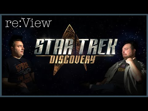 Star Trek Discovery (Pilot Episodes) - re:View