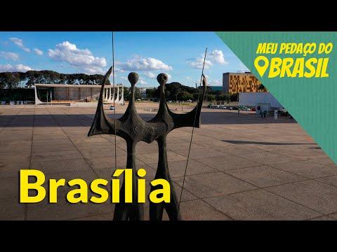 Meu Pedaço do Brasil: conheça Brasília