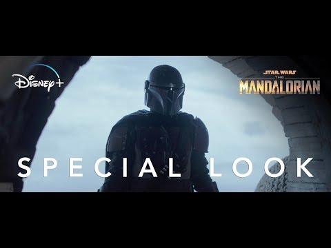 Cantina Bandits Quarrel With 'The Mandalorian' in New Disney+ Clip