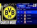 NEW MIDFIELDER SIGNING?!🤔 TRANSFER WINDOW OPENS!! - FIFA 21 Dortmund Career Mode EP15