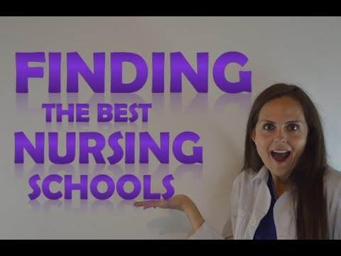 Tips For Finding The Best Nursing Schools | How To Choose The Right Nursing Program