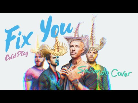 Fix You (ColdPlay) by Indonesia Instrument, Sasando