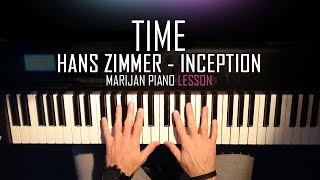 How To Play Hans Zimmer Time - Inception Soundtrack Piano Tutorial Lesson Sheets.mp3