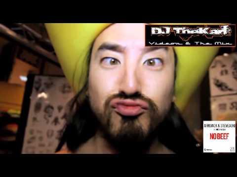 Afrojack & Steve Aoki ft Miss Palmer  No Beef