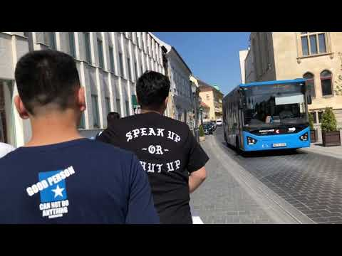 Hino Finance East Europe Trip 2018