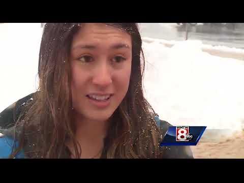 Maine school walkout