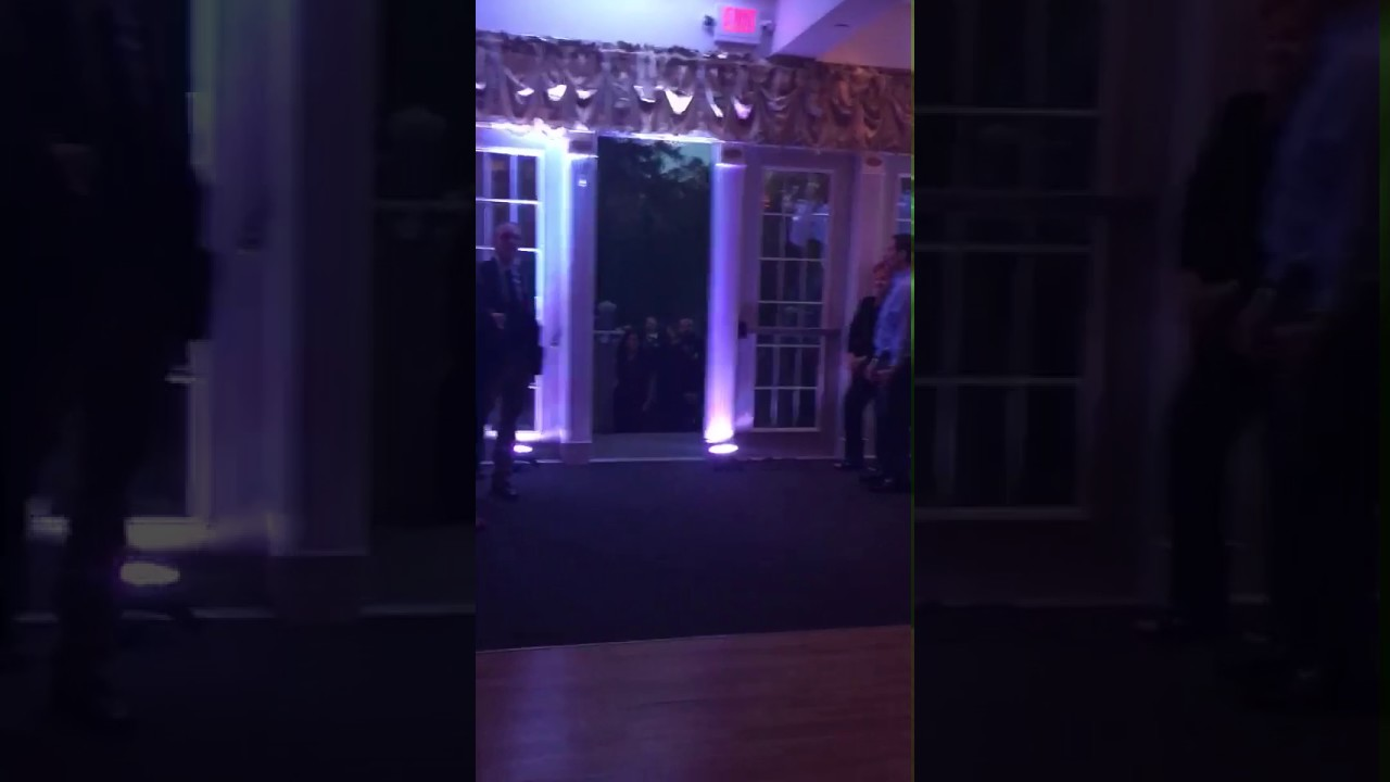 Wedding Entrance With Wrestling Music