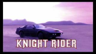 Knight Rider Game Intro
