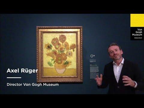 #SunflowersLIVE No. 2 Van Gogh Museum
