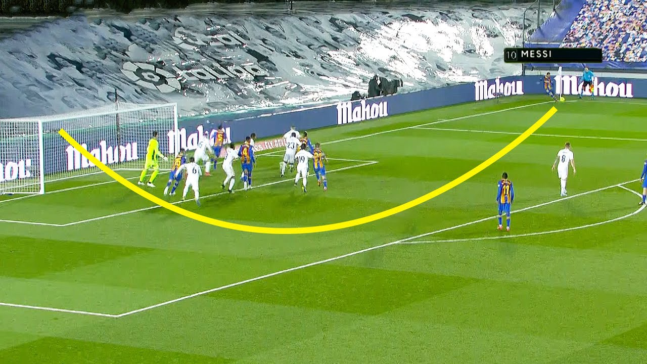 Lionel Messi Missed Goals Are not  Normal !