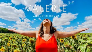 .yulia - Valerie // acoustic cover