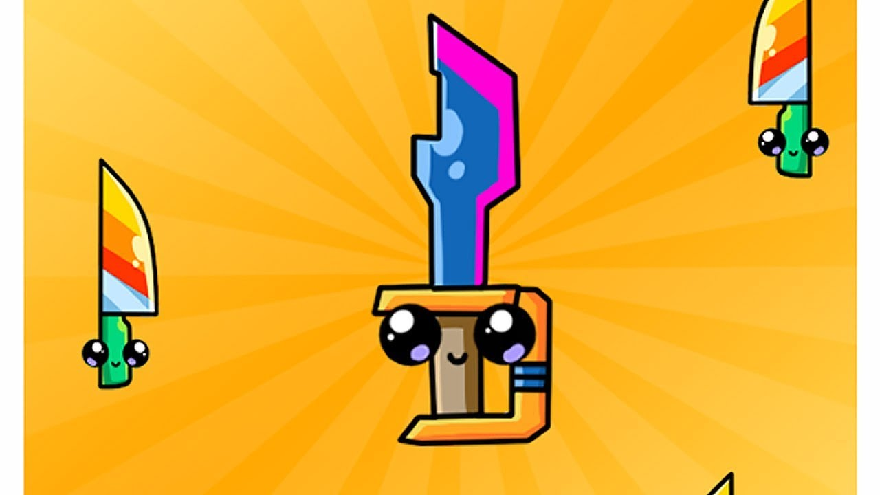 Knife Evolution - Flipping Idle Game Challenge - Android Gameplay