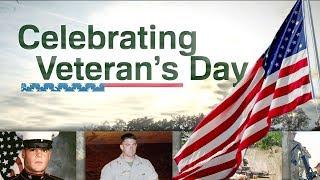 Celebrating Veteran's Day