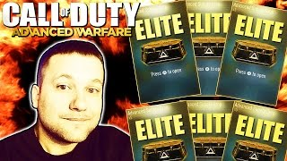 YOU WON'T BELIEVE THIS! Best Advanced Supply Drop Opening Ever - (Call of Duty Advanced Warfare)