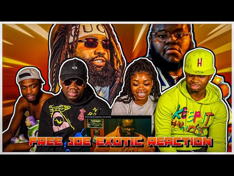 THIS VIDEO WAS HILARIOUS | Bfb Da Packman x Sada Baby – Free Joe Exotic | REACTION