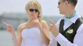 Свадебный клип Вместе мы
