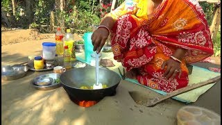Unexpected tasty Radish recipe in hand my mother || delicious Radish recipe in Rural women