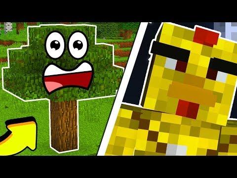 BruttaFaccia e L' ULTIMO ALBERO!! - Minecraft Roleplay