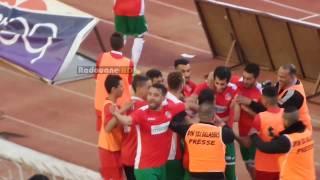 ملخص  مباراة اتحاد بلعباس 2 سريع غليزان 0 الدور 16 كاس الجزائر موسم 2016/2017