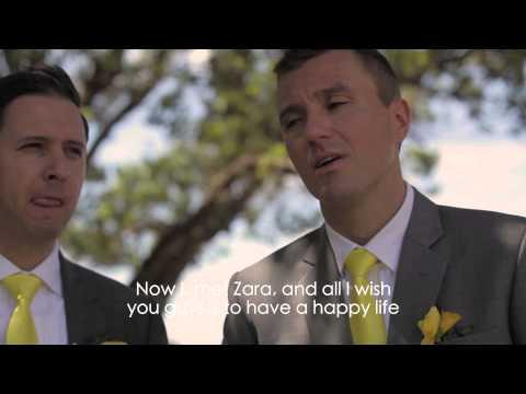 Full Wedding Video Zara & Rom – NZ Wedding