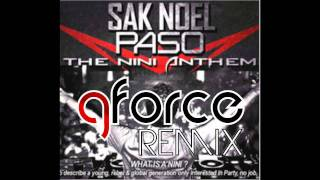 Sak Noel - Paso (G-Force Remix)