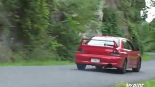 Review: 2007 Mitsubishi Lancer Evolution