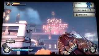 Bioshock Infinite Clash in the Clouds DLC часть11 - Duke and Dimwit Theater