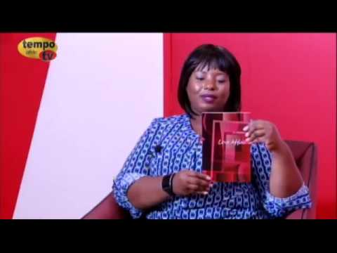 Tempo Afric TV - BEYOND THE HEADLINES Guest J.L Davenport  ' Poetry '