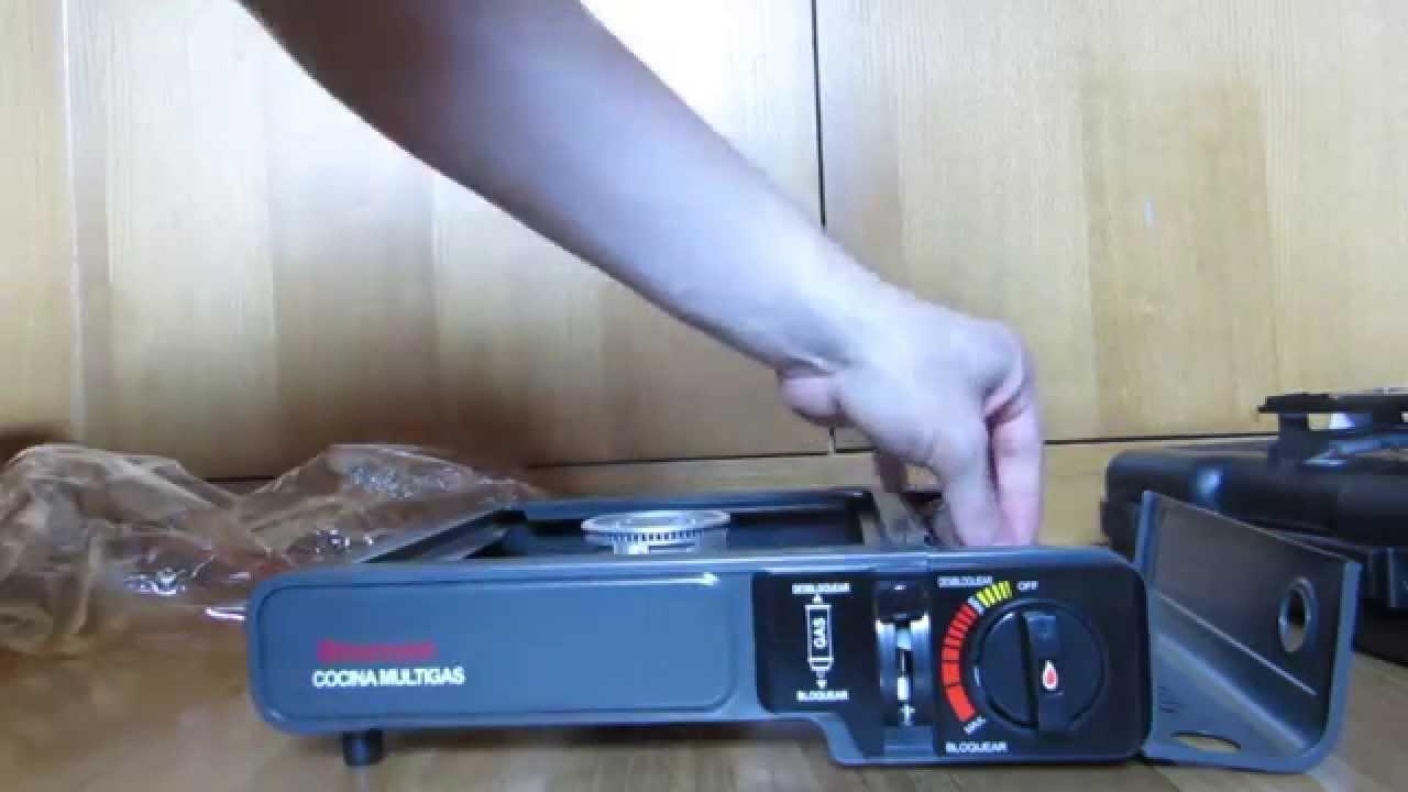 Campingaz Bistro VS Butsir Multigas  YouTube