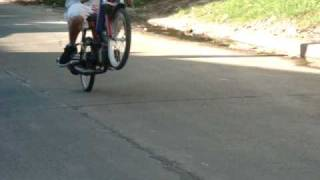 juki dribling en las calles de quilmes