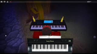 Jingle Jangle Jingle - Fallout:NV by: Kay Kyser on a ROBLOX piano. [Rayman2000/KingPorterStomp arr.]