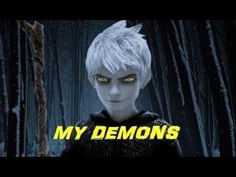 Клип Ледяной Джек My Demons на русском и английском