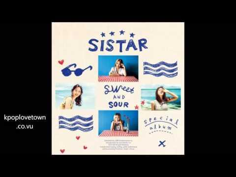 SISTAR - Hold On Tight Audio